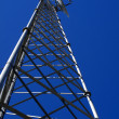 Satellite transmission dish — Stock Photo #6203863