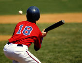 Baseball Batter — Stock Photo