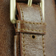 Leather strap — Foto Stock