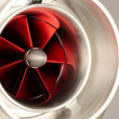 Turbocharger - Stock Photo