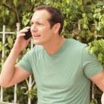 Phone argument — Stock Photo #5463344