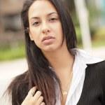 Sexy young latina — Stock Photo