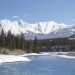 mountain river — Stock Photo #5414046