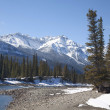 mountain river — Stock Photo #5414339