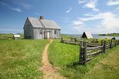 Pioneer House — Stock Photo