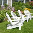Garden Chairs — Stock Photo #5521781