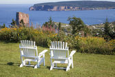 Gaspe View — Stock Photo