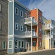 Stock Photo: Housing Development