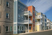 Housing Development — Stock Photo