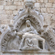 Dubrovnik Our Lady of Sorrow — Stock Photo