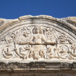 Stock Photo: Medusa at Ephesus