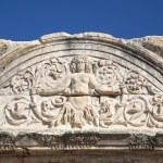Medusa at Ephesus — Stock Photo