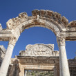 Temple of Hadrian - Stock Photo