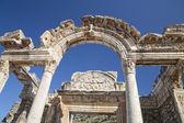 świątynia hadriana — Zdjęcie stockowe