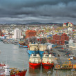 Stock Photo: St. John's Harbour, Newfoundland