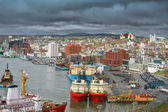 St. John's Harbour, Newfoundland — Stock Photo