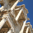 Celsus Library, Ephesus — Foto Stock