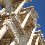 Celsus Library, Ephesus — Stock Photo
