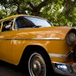 Car in cuba — Stockfoto