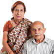 Senior Indian couple — Stock Photo #5954949