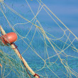 Stock Photo: Fishing net