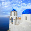 Santorini island Greece — Stock Photo #5742943