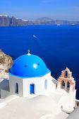 Insel santorini-griechenland — Stockfoto