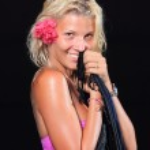 Beautiful blonde woman — Stock Photo #6139579