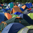 Stock Photo: Camping sites