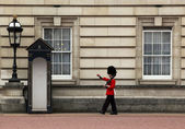 Buckingham Palace Changing of the Guard — Stock Photo