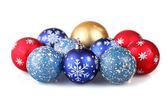 Vánoční uspořádání — Stock fotografie