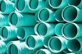 Sewer piping — Stock Photo