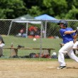 Little league batter — Stock Photo #6012908