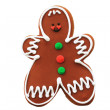 Royalty-Free Stock Photo: Gingerbread Cookie