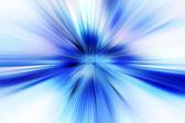 Abstrato em tons de azuis — Foto Stock