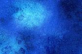 Fundo abstrato azul grunge — Fotografia Stock