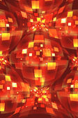 Abstract disco balls — Stock Photo