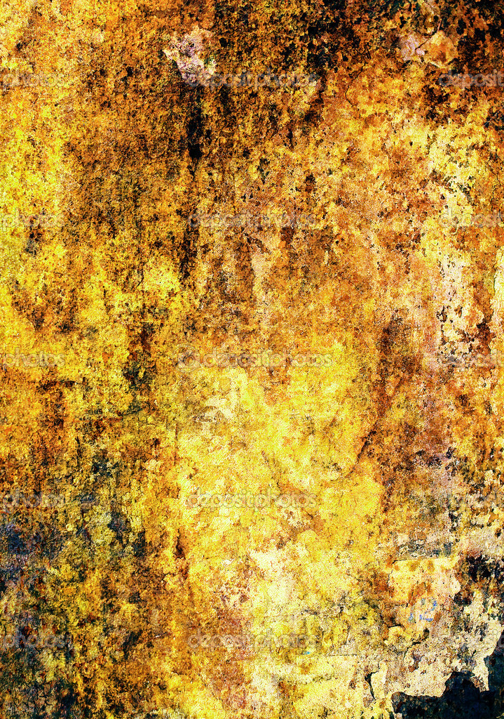 Abstract gold grunge background representing rust and colors — Stock Photo #6102297