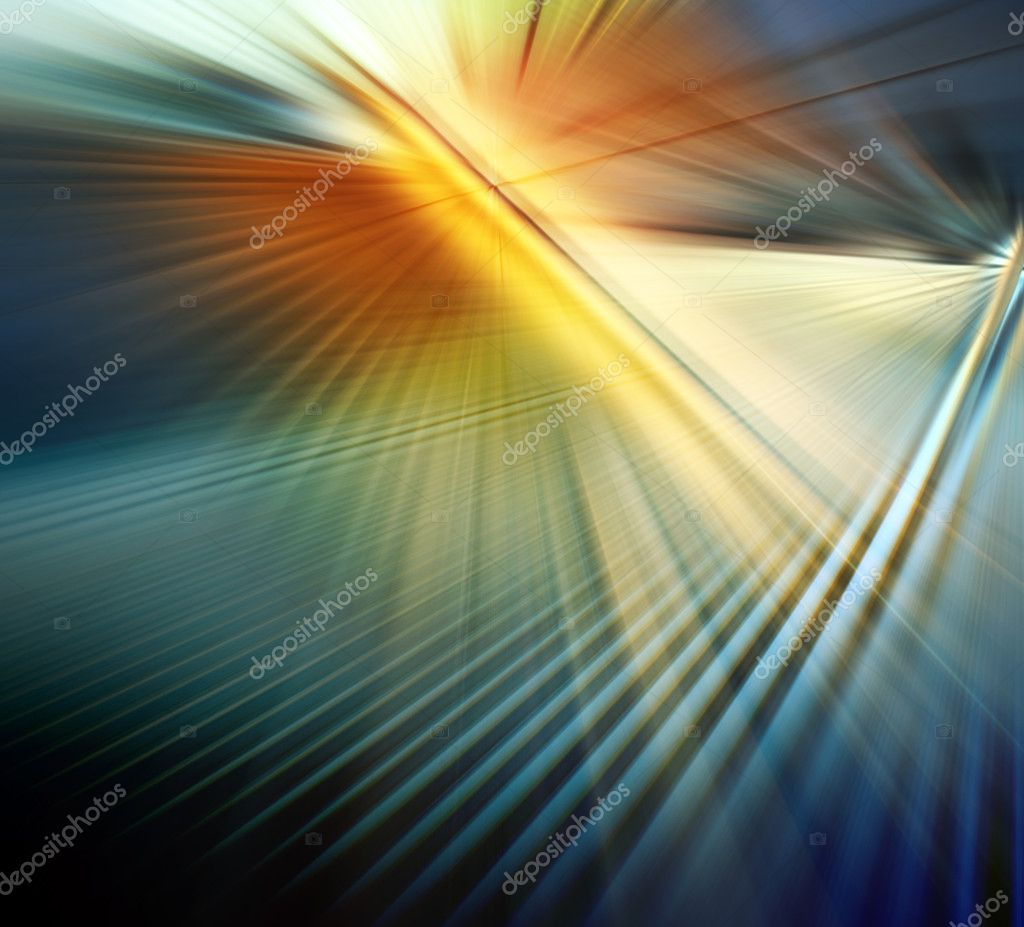 Abstract colorful background representing speed and motion  Foto de Stock   #6132057