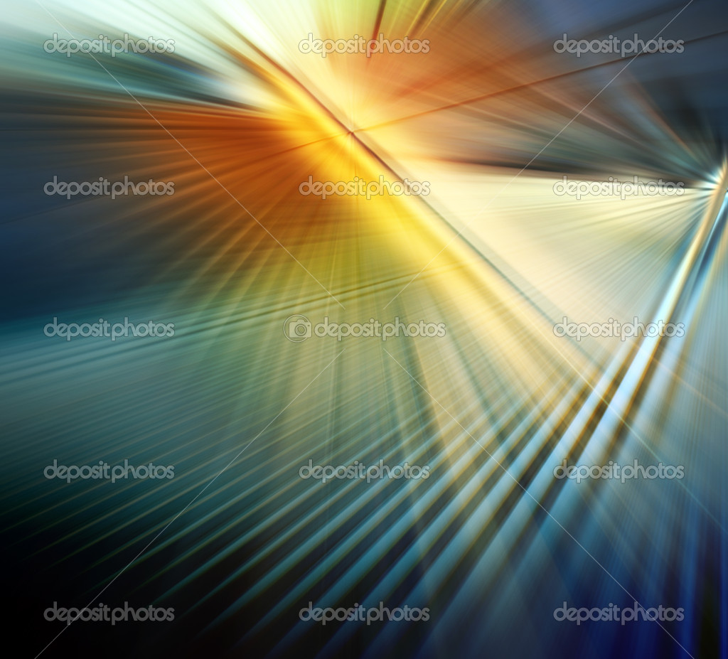 Abstract colorful background representing speed and motion   #6132057