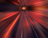 Abstrakten roten hintergrund — Stockfoto