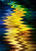Abstract zig zag background — Stock Photo