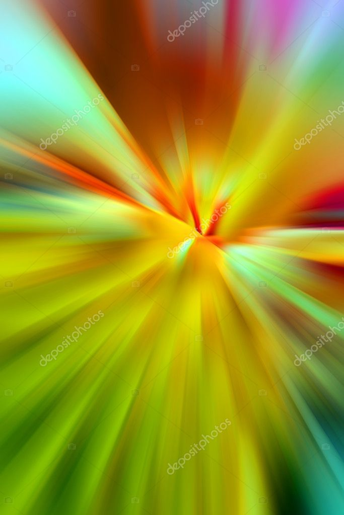 Abstract colorful background representing exploding colors — Stock Photo #6162090