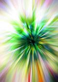 抽象的な背景が緑 — ストック写真