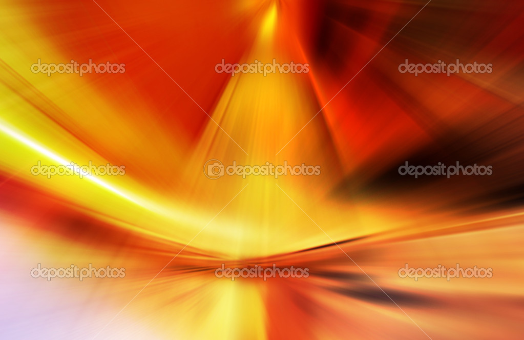 Abstract orange background representing fire and play of light — Stock Photo #6279306