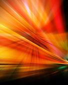 抽象橙色背景 — 图库照片