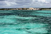 Luxury hotel complex on Cap Cana seaside — Stock Photo