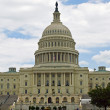 United States Capitol Building in Washington DC — Stock Photo #6003142