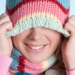 Winter Girl — Stock Photo #6190272