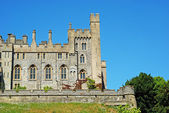 Arundel castle england — Stock Photo